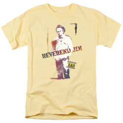 Image for Taxi T-Shirt - Reverend