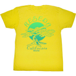 Image for Karate Kid T Shirt - Reseda California