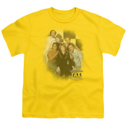 Image for Taxi Youth T-Shirt - Sunshine Cab