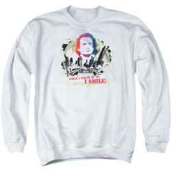 Image for Taxi Crewneck - Smiling Jim