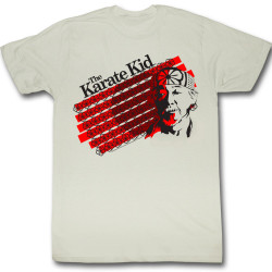Image for Karate Kid T Shirt - Master Miyagi