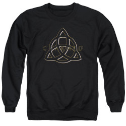 Image for Charmed Crewneck - Triple Linked Logo