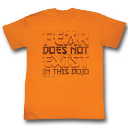 Image for Karate Kid T Shirt - Fear Does Not Exist