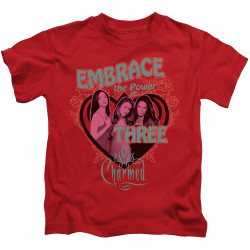 Image for Charmed Kids T-Shirt - Embrace the Power