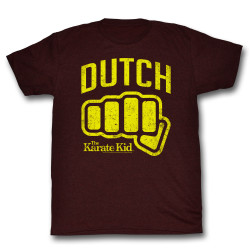 Image for Karate Kid T Shirt - Dutch