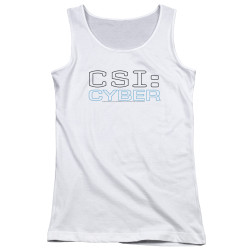 Image for CSI Girls Tank Top - Cyber