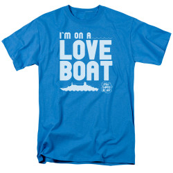 Image for The Love Boat T-Shirt - I'm On a Boat