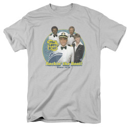Image for The Love Boat T-Shirt - Rockin' the Boat