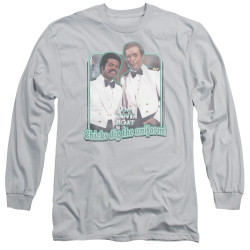 Image for The Love Boat Long Sleeve T-Shirt - Chicks Dig the Uniform