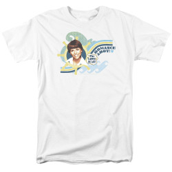 Image for The Love Boat T-Shirt - Romance Ahoy!