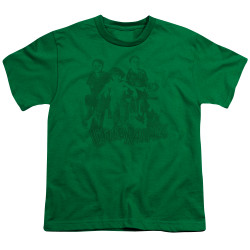 Image for The Little Rascals Youth T-Shirt - The Gang