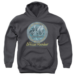 Image for The Little Rascals Youth Hoodie - He-Man Woman Haters Club