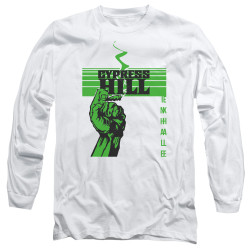 Image for Cypress Hill Long Sleeve Shirt - Inhale Exhale