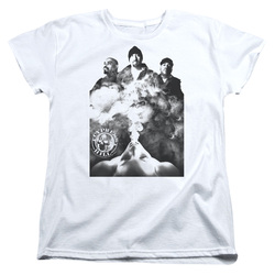 Image for Cypress Hill Womans T-Shirt - Monochrome Smoke