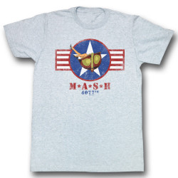 Image for Mash T-Shirt - Stripes Logo