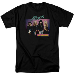 Image for Poison T-Shirt - Talk Dirty to Me