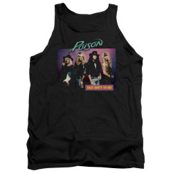 Image for Poison Tank Top - Talk Dirty to Me