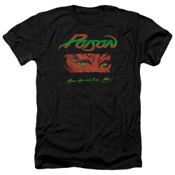 Image for Poison Heather T-Shirt - Open Up