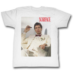 Image for Scarface T-Shirt - Chillin