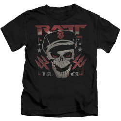 Image for Ratt Skull and Tridents Kid's T-Shirt