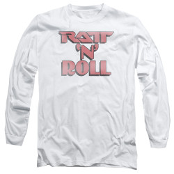 Image for Ratt Long Sleeve Shirt - Ratt 'n Roll