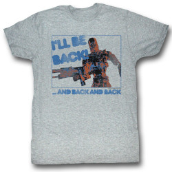 Image for Terminator T-Shirt - I'll Be Back!