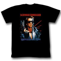 Image for Terminator T-Shirt - Schwarzenegger