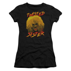 Image for Twisted Sister Girls T-Shirt - Twisted Scream