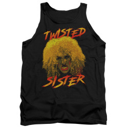 Image for Twisted Sister Tank Top - Twisted Scream