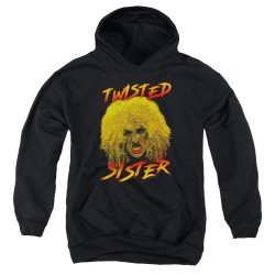 Image for Twisted Sister Youth Hoodie - Twisted Scream