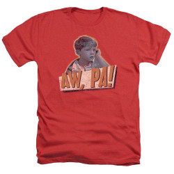 Image for Andy Griffith Show Heather T-Shirt - Aw Pa