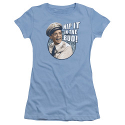 Image for Andy Griffith Show Girls T-Shirt - Nip It