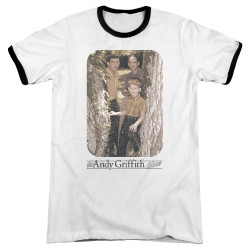 Image for Andy Griffith Show Ringer - Tree Photo