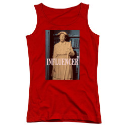 Image for Andy Griffith Show Girls Tank Top - Barney Influencer
