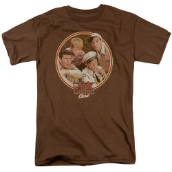 Image for Andy Griffith Show T-Shirt - Boys Club