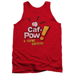 Image for NCIS Tank Top - Caf-Pow Xtreme Caffiene Logo