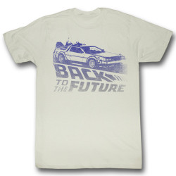 Image for Back to the Future T-Shirt - Future Fade