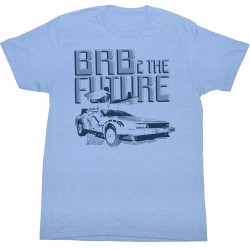 Image for Back to the Future T-Shirt - Retro Time Machine