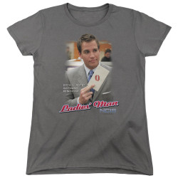 Image for NCIS Woman's T-Shirt - Ladies Man