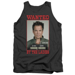 Image for NCIS Tank Top - Wanted