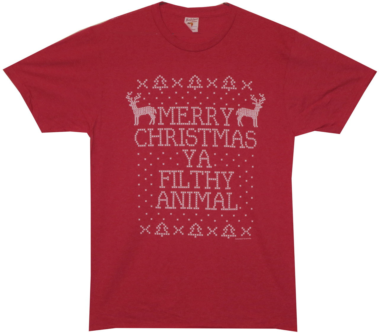 home alone merry christmas ya filthy animal t shirt - Merry Christmas Ya Filthy Animals