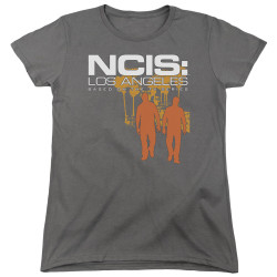 Image for NCIS Woman's T-Shirt - Slow Walk
