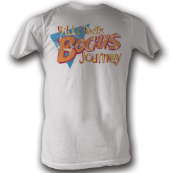 Image for Bill & Ted's Bogus Adventure T-Shirt - Logo