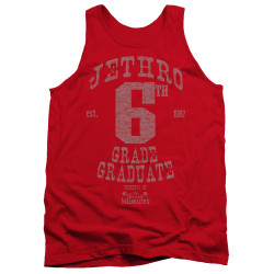 Image for The Beverly Hillbillies Tank Top - Mr. 6th Grade Grad