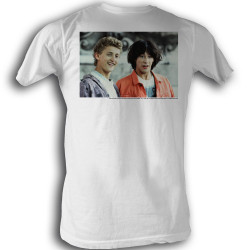 Image for Bill & Ted's Excellent Adventure T-Shirt - the Dudes