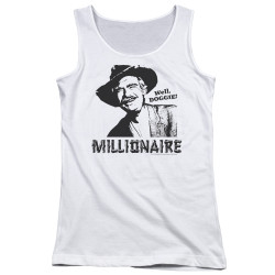 Image for The Beverly Hillbillies Girls Tank Top - Millionaire
