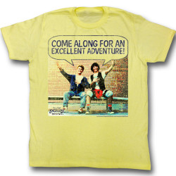 Image for Bill & Ted's Excellent Adventure T-Shirt - Come Along