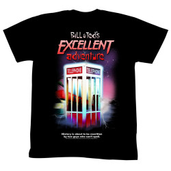 Image for Bill & Ted's Excellent Adventure T-Shirt - Can't Spell