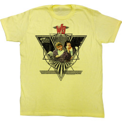 Image for Bill & Ted's Excellent Adventure T-Shirt - Wyld Styllans Logo