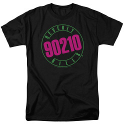 Image for Beverly Hills, 90210 T-Shirt - Neon